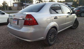 Chevrolet Aveo G3 1.6L LS 2012