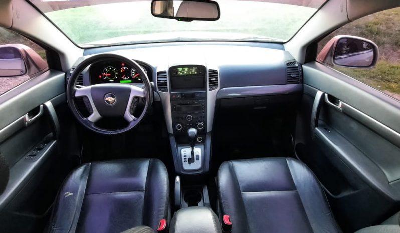 Chevrolet Captiva LTZ 2.0L HDI 2010