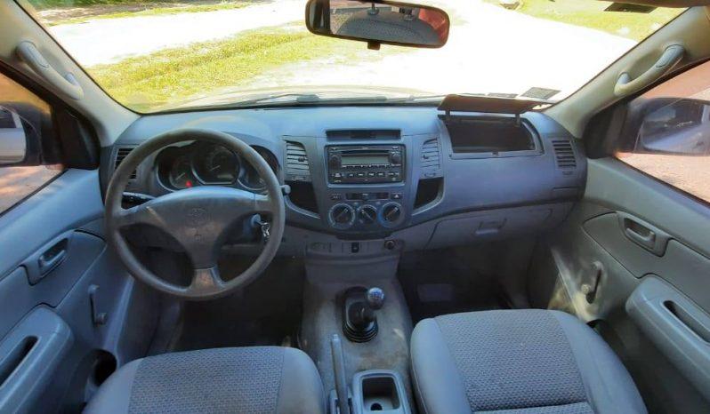 Toyota Hilux DX 4×2 TD 2.5L 2007