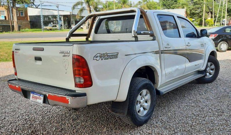 Toyota Hilux SRV 3.0L 4×4 2007