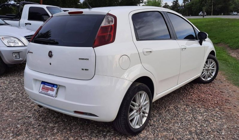 Fiat Punto Essence 1.6L 16V 2011