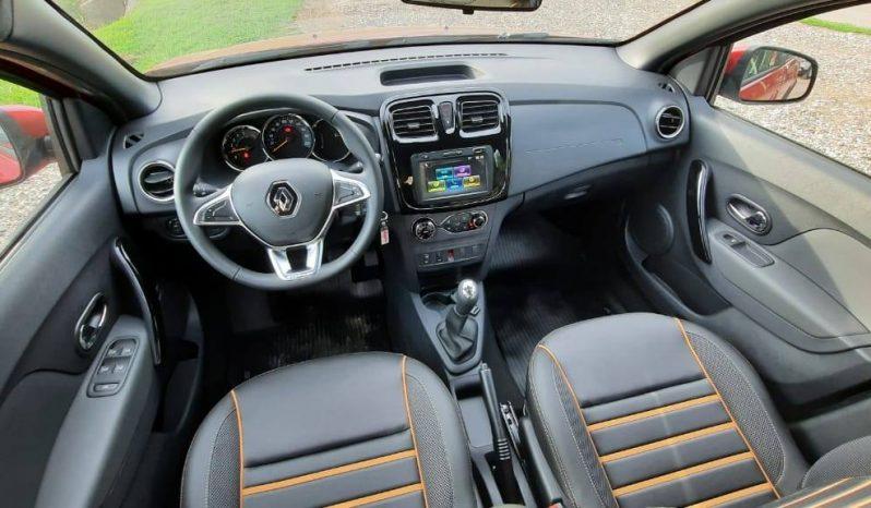 Renault Sandero Stepway Intens 1.6L 0KM 2020
