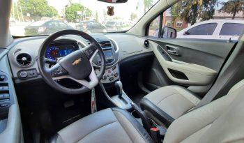 Chevrolet Tracker LTZ+ 1.8L 4×4 Caja Automática 2016