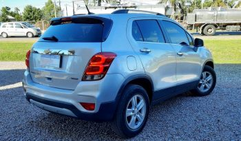 Chevrolet Tracker LTZ+ 1.8L 4×2 Caja Manual 2018