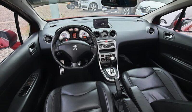 Peugeot 408 1.6 TipTronic 2012