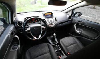 Ford Fiesta 1.6L Titanium 2012