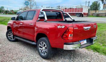 Toyota Hilux 4×4 DC SRX 2016